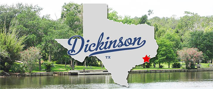 Dickinson             Bargain Furniture is proud to supply the Dickinson, TX             area.